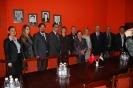 Сътрудничество с АК Бурса - първи контакти - посещение на АК Бурса в Благоевград - м.11.2010г