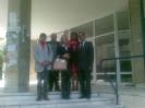 Среща с Габриела Кнау - комисар по човешките права към ООН