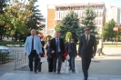 Сътрудничество с АК Бурса - посещение и обучение на мл. адвокати от АК Бурса в Благоевград, м.10.2011г