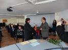 Конституиране на новият Адвокатски съвет - 18.02.2016 г.